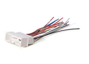 马自达cd接线定义